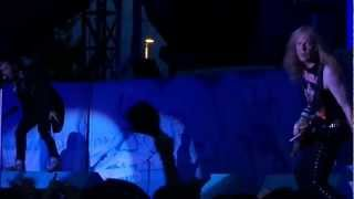 Iron Maiden--The Prisoner--Live @ Ottawa Bluesfest 2012-07-07
