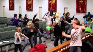 Overcome Ministries Harlem Shake