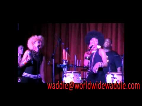 Les Nubians Perform At The Shrine (Chicago - May 2011)