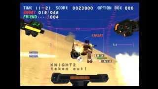 Gungriffon Blaze Mission 6 - Egypt (Normal)