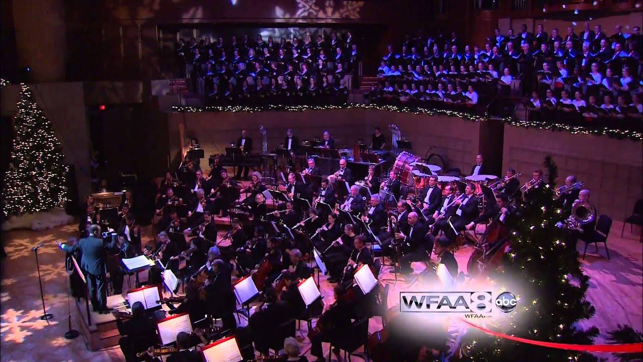 Dallas Symphony Christmas Celebration