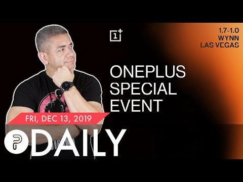 OnePlus Launching a NEW Device at CES 2020?!
