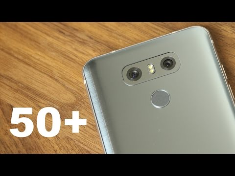 50+ Tips & Tricks for the LG G6