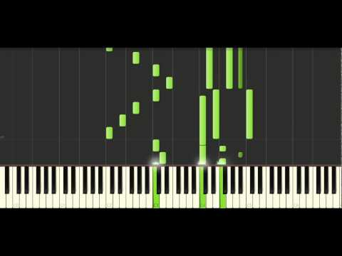 Yanni - Swept Away - Piano Tutorial - Synthesia