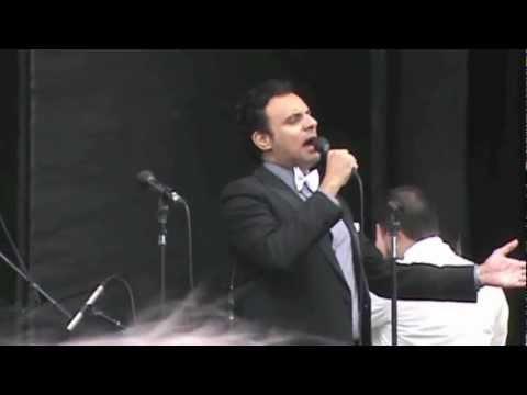 ALFIO - Il Tuo Mondo (Live)