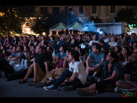FESTIVAL TRASTEVERE RIONE DEL CINEMA 2017 TimeLaps