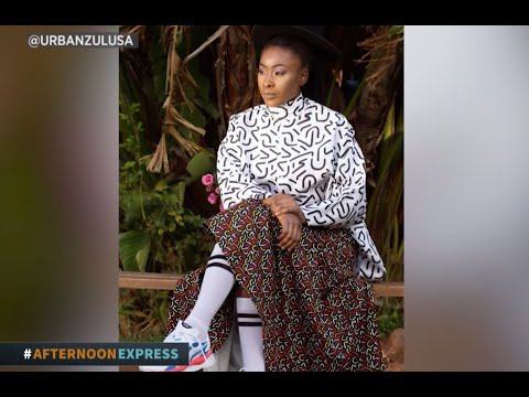 FASHION EXPRESS THURSDAY - URBAN ZULU | Afternoon Express | 25 June 2020