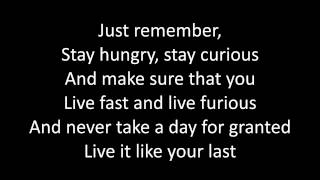 Timeflies - Save Tonight Lyrics