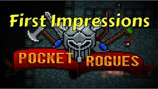 Pocket Rogues - ACTION ROGUELIKE RPG FIRST LOOK COMMENTARY