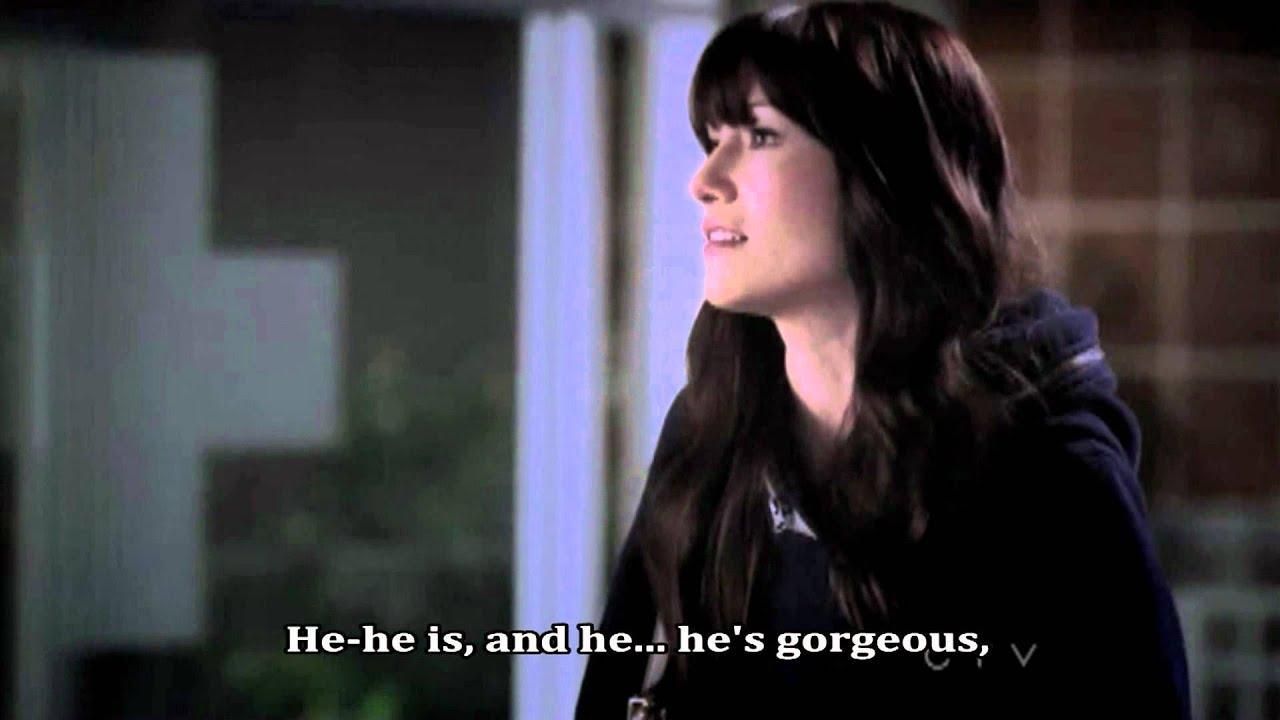Lexie tells Mark she loves him (8x22) - YouTube