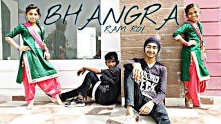 BHANGRA FULL VIDEO ROY DANCE ACADEMY CHOREOGRAPHY RAM ROY