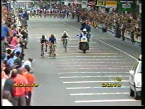 WK Wielrennen 1991 Stuttgart