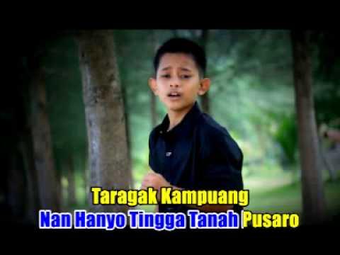 [ ALBUM POP MINANG  ] ♪♪ Tanah Pusako ♪♪ Andicky - Lagu Pop Minang Anak-anak Sadiah