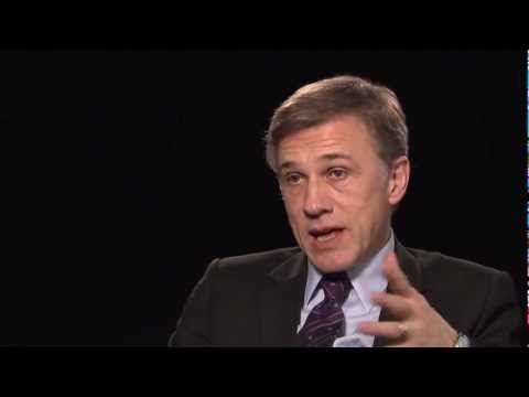 Christoph Waltz talks Roman Polanski's 'Carnage' on Celebs.com