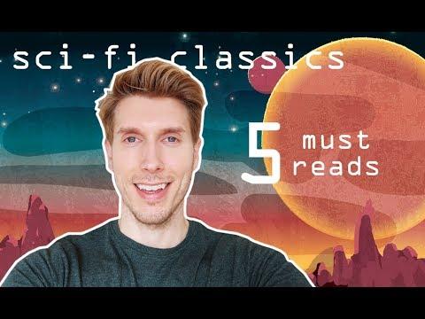 5 classic sci-fi must reads