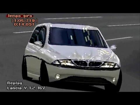 Playstation 1 Gran Turismo 2 Lancia Y 2 Youtube