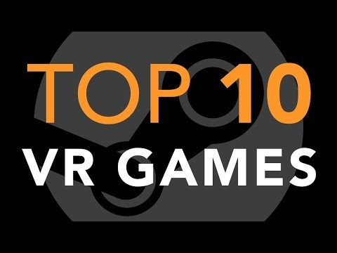 Top 10 VR Games - Fall 2018