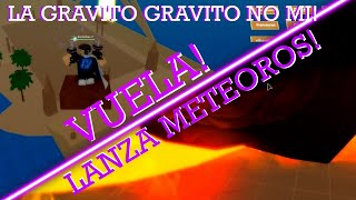 LA GRAVITO GRAVITO NO MI! y 1v1 VS SUBS/AMIGONES :D! | Roblox: One Piece Pirates Wrath Español