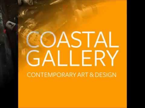 Coastal Gallery interviewing Pete Gilbert