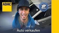 ADAC How To Auto verkaufen mit Jean Pierre Kraemer I ADAC