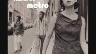 paris match - Metro