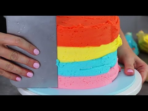 AMAZING RAINBOW CAKES & DESSERTS - Satisfying Recipe ... - photo#18