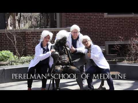 Penn Med Preview 2017 Music Video (A Hamilton Parody)