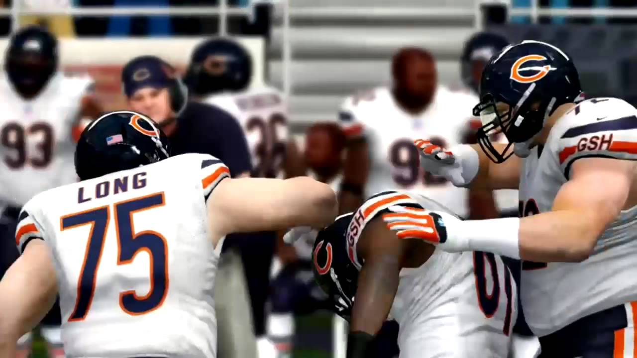 XOFL WEEK 12 BEARS FALL TO LIONS BY THE PLAY OF THE SEASON SO FAR