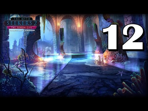 Let's Play - The Myth Seekers 2 - The Sunken City - Part 12  