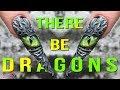 Dragons Eye Nail Design - Acrylic & Gel - Game of Thrones Nails