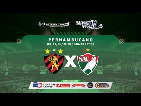 SPORT X SALGUEIRO - PERNAMBUCANO A1- 10/05/2021