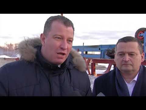 «Лесной Урал» запустил в поселке Черноярка новую производственную линию