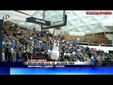 Brookhaven Academy vs. Jackson Prep MAIS overall quarterfinal
