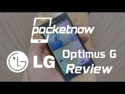 LG Optimus G Review (AT&T)