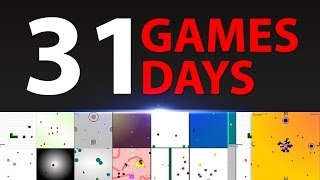 31 Games in 31 Days - An Interview