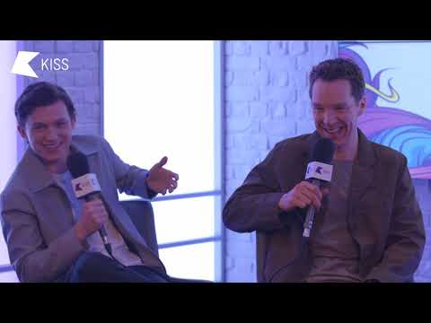 Tom Holland and Benedict Cumberbatch talk all things Avengers: Infinity War  | KISS Breakfast