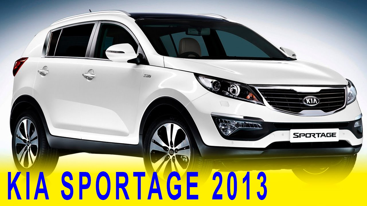 2013 KIA Sportage Review: Things To Look For When Buying A