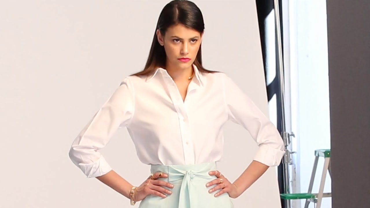 White Shirt Tales: How To Style the Iconic Staple - Instyle