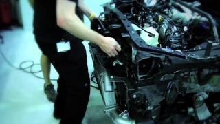 Nissan JUKE-R Video 4 - The Engine