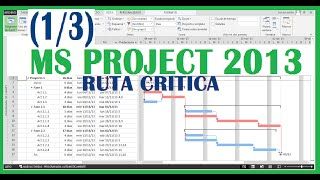 ms project 2013 1 3 fcil de aprender