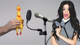 Camila Cabello - Havana (Chicken, Cat Piano, Iphone Cover)