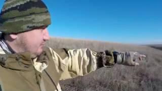 #4  Зимняя Ходовая Охота Курцхаар