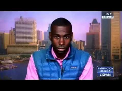 Black Lives Matter DeRay McKesson spewing racism after the massacre of at least five Dallas Police.