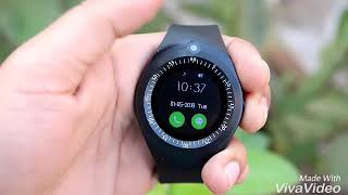 Unboxed my new smart watch!!!omg!!!!!#smartwatch