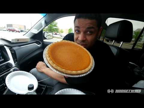Hodgetwins Try Patti LaBelle Sweet Potato Pie & Review
