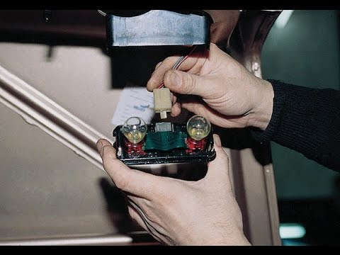 подключаем противотуманные фары ВАЗ 2110 - YouTube