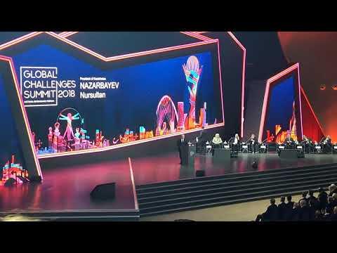 #kazakhstan Astana economic forum #aef2018 global challenges summit 2018
