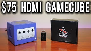 $75 Plug and Play Nintendo GameCube HDMI Adapter -  The Carby Version 2 | MVG