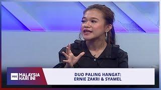 Duo Paling Hangat: Ernie Zakri & Syamel   MHI (19 Ogos 2019)