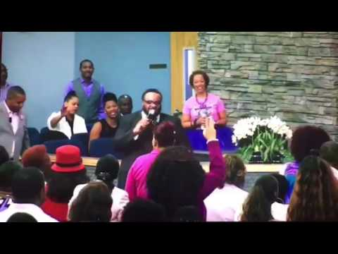 Clarence Ellis at Mountaintop Faith Ministries, Las Vegas NV